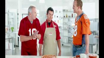 Papa John's TV Spot, 'Super Bowl 2015 Free Pizza Promo' Ft. Peyton Manning - 1127 commercial airings