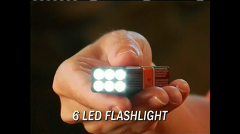 Bell + Howell Micro Max TV Spot, 'World's Smallest, Brightest Flashlight'