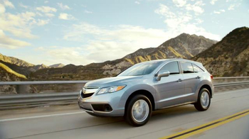 2015 Acura RDX TV Spot, 'Drive Like a Boss' Song by Blondie - Thumbnail 4