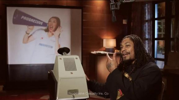 Progressive TV Spot, 'Exclusive Marshawn Lynch Interview With Kenny Mayne' - 24 commercial airings