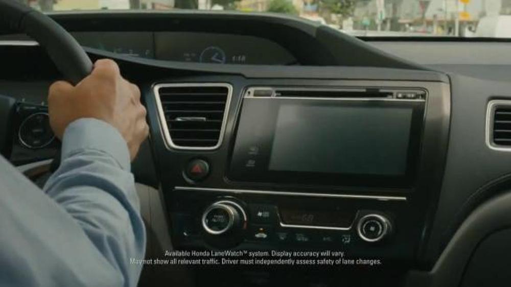 Honda TV Commercial, 'Big New Job' - iSpot.tv