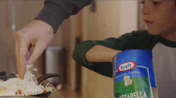 Kraft Natural Mozzarella Shredded Cheese TV Spot, 'Something to Love'