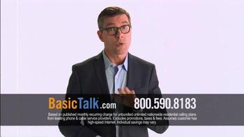 BasicTalk TV Spot, 'Reliable Home Phone Service'