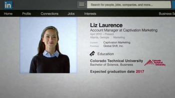 Colorado Technical University TV Spot, 'Fast Track'