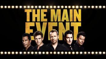 The Main Event Tour TV Spot, 'New Kids On the Block, TLC and Nelly'