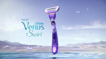 Venus Swirl TV Spot, 'Contours Over Curves'