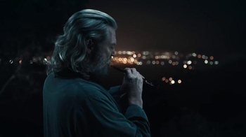 Squarespace Super Bowl 2015 Teaser TV Spot, \'The Cliff\' Feat. Jeff Bridges