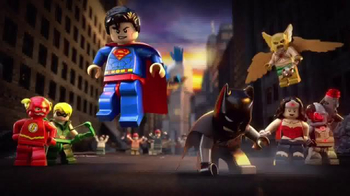 LEGO DC Comics Super Heroes TV Commercial, 'Darkside Invasion' - Video
