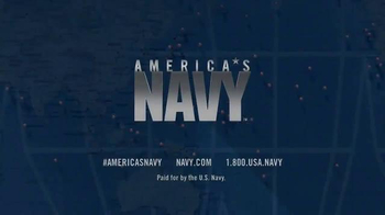 U.S. Navy TV Spot, 'Pin Map' - Thumbnail 9