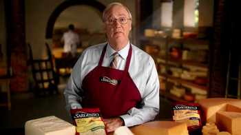 Sargento Off-the-Block Cheese Shreds TV Spot