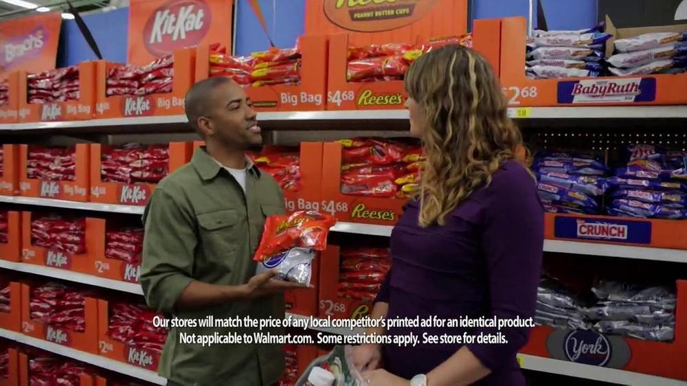 walmart tv commercial halloween with emily ispottv - Halloween Walmart