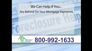 Homeowner Protection Services TV Spot, 'Mortgage Payments' - Thumbnail 5