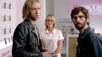 T-Mobile Monthly 4G TV Spot, 'Band'