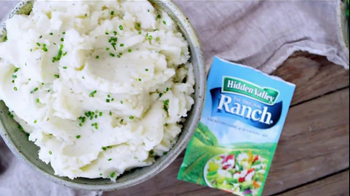 Hidden Valley Ranch Mashed Potatoes TV Spot