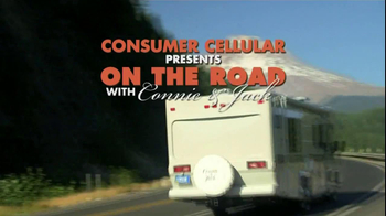 Consumer Cellular TV Spot, 'On-the-Go'  - Thumbnail 1