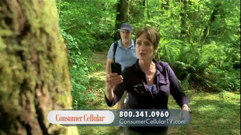 Consumer Cellular TV Spot, 'On-the-Go'  - Thumbnail 9