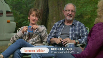 Consumer Cellular TV Spot, 'On-the-Go'  - Thumbnail 4