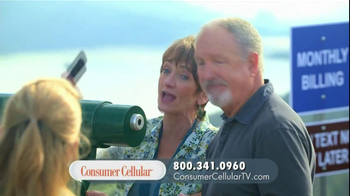 Consumer Cellular TV Spot, 'On-the-Go'  - Thumbnail 7