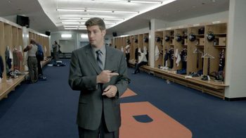 NFL Apparel TV Spot, 'Roommates' Featuring Jay Cutler and Roberto Garza - Thumbnail 3