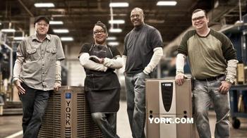 York Appliances TV Spot  'Built by York'