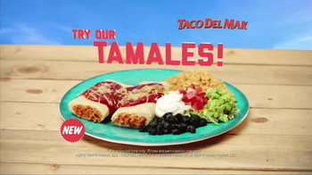 Taco Del Mar Tamales TV Spot, 'Wave of Flavor' - Thumbnail 6