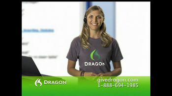 Nuance Dragon TV Spot
