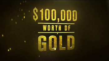 Gold Rush Strike Gold Sweepstakes TV Spot