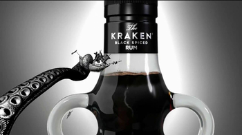 The Kraken Black Spiced Rum TV Spot, 'Beast'