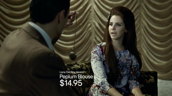 H&M TV Spot Featuring Lana Del Rey