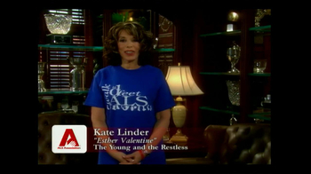 ALS Association TV Commercial Featuring Kate Linder - iSpot.tv