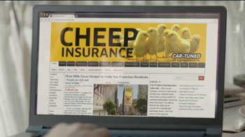 Esurance TV Spot, 'Cheep Insurance' - 6269 commercial airings