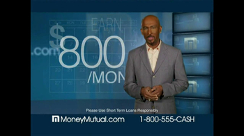 Money Mutual TV Spot 'Past Due' feat. Montel Williams - Thumbnail 10