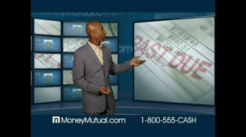 Money Mutual TV Spot 'Past Due' feat. Montel Williams