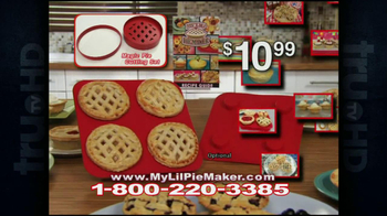 My Lil Pie Maker TV Spot - Thumbnail 6