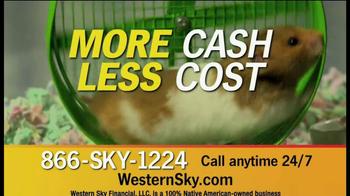 Western Sky Financial TV Spot, 'Hamster Wheel'
