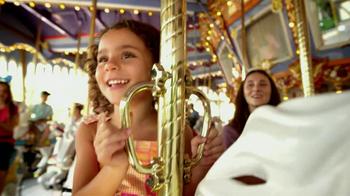 Disney Parks TV Spot, 'Your Princess' Song by Kina Grannis