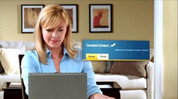 Constant Contact TV Spot, 'Interior Design'