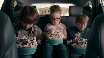 2013 Hyundai Santa Fe TV Spot, 'Don't Tell Mom/Dad'