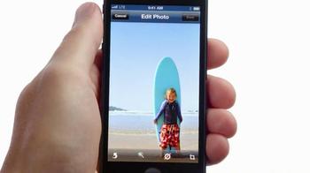 Apple iPhone 5 TV Spot, 'Thumb' Featuring Jeff Daniels - Thumbnail 4