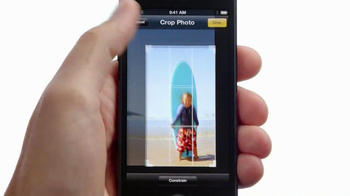 Apple iPhone 5 TV Spot, 'Thumb' Featuring Jeff Daniels - Thumbnail 5
