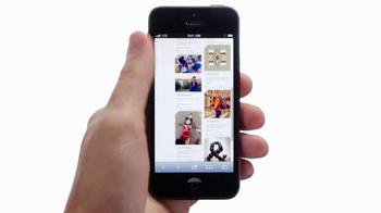 Apple iPhone 5 TV Spot, 'Thumb' Featuring Jeff Daniels - Thumbnail 7