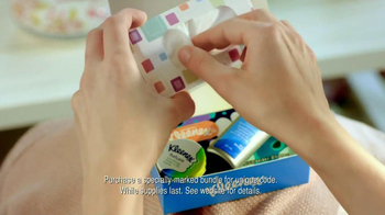 Kleenex Care Pack TV Spot, 'Get Well' - Thumbnail 9