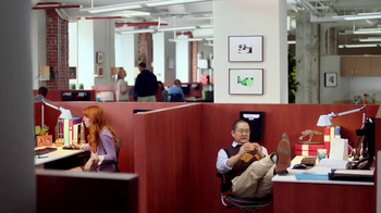 Wendy's Bacon Portobella Melt TV Spot, 'Lunch' Featuring Aaron Takahashi - 754 commercial airings