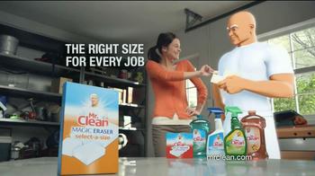 Mr. Clean Magic Eraser TV Spot 'Rex'