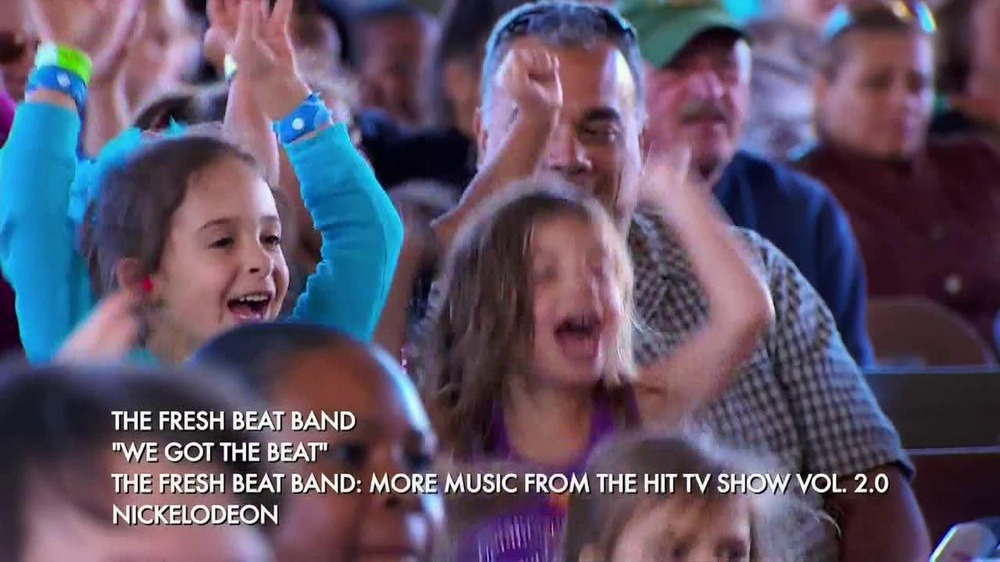 Nickelodeon The Fresh Beat Band Tv Spot Ispot Tv