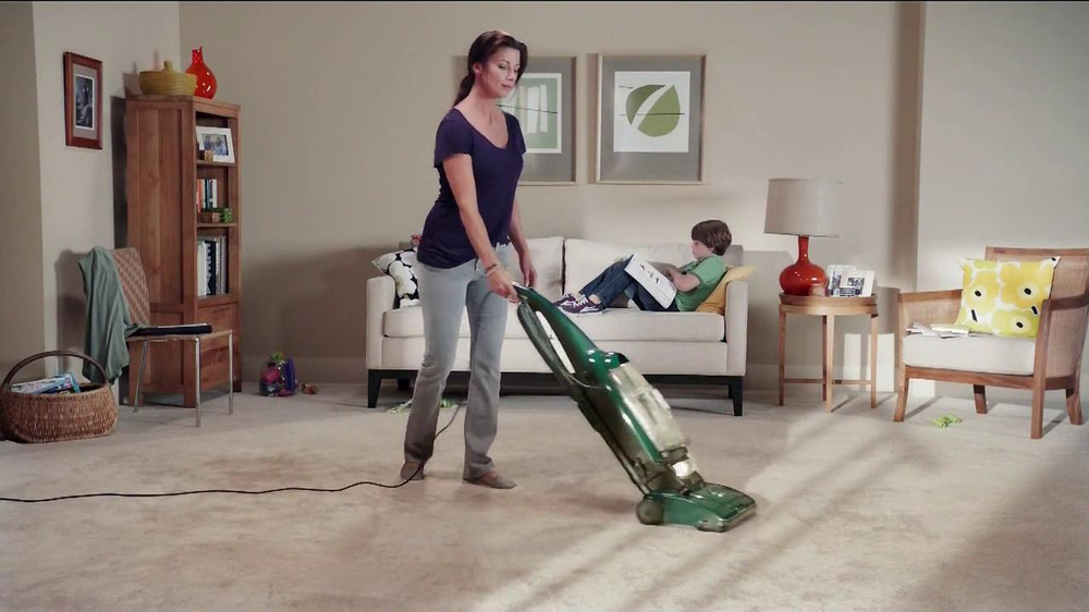 Bissell Liftoff Deep Cleaner Tv Commercial Carpet