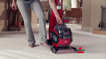 Bissell Liftoff Deep Cleaner TV Spot, 'Carpet Activity'