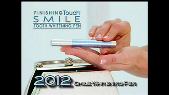 Finishing Touch TV Spot, 'Teeth Whitening'
