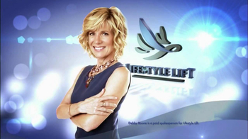 Lifestyle Lift TV Spot Featuring Debby Boon