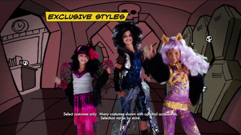Party City TV Spot for Halloween Costumes, 'Thriller'